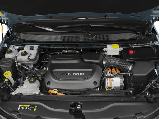 2017 Chrysler Pacifica Hybrid Platinum Fwd In Indianapolis O Brien Automotive Family